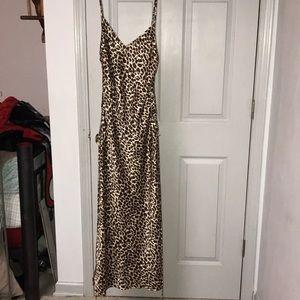Victorias Secret small long leopard lingerie